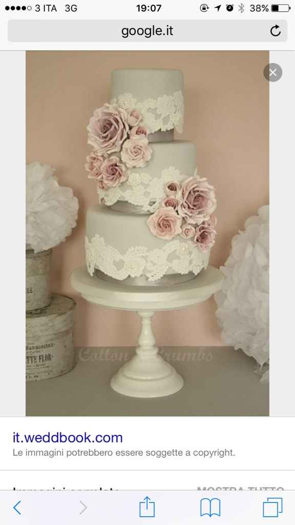 Consigli wedding cake... - 6