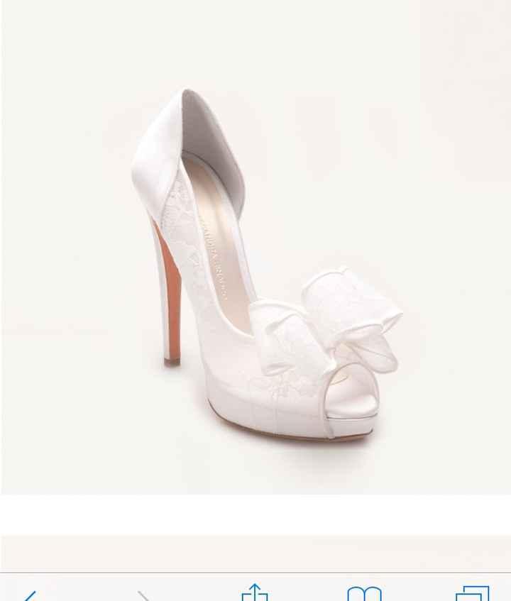 Spose voglio foto delle vostre scarpe - 1