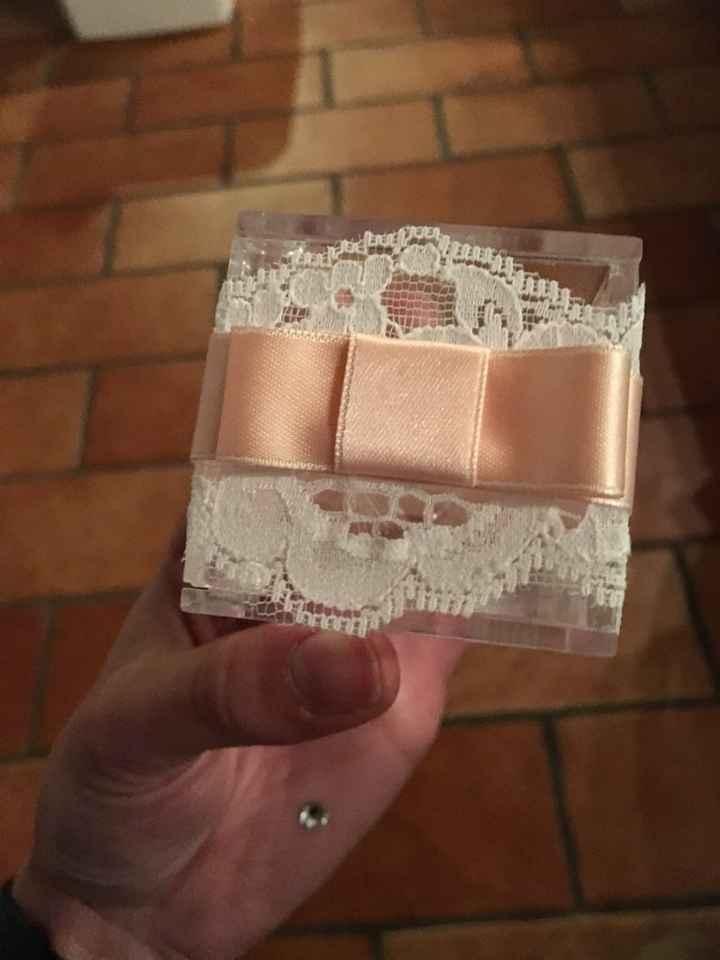 Il mio primo fai da te - scatoline per il riso - mi servono i vostri preziosi consigli - 1