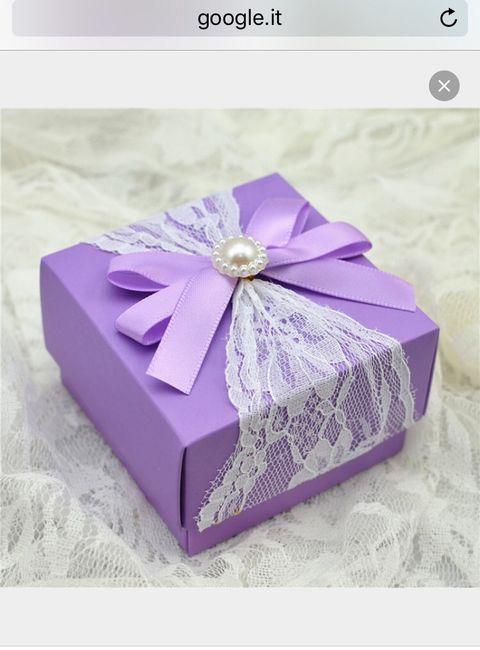Consigli decorazione scatole portariso fai da te forum for Scatole fai da te