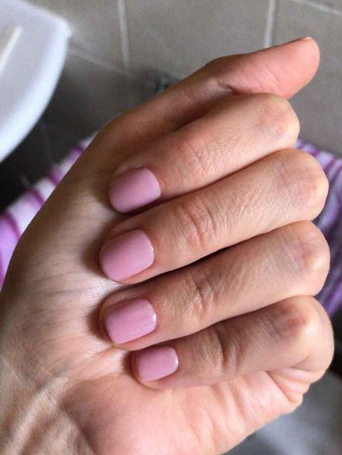 Manicure sposa 8