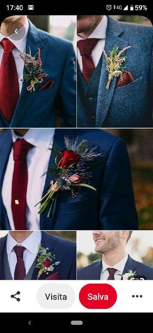 Come vorresti vedere fm vestito da sposo? 1