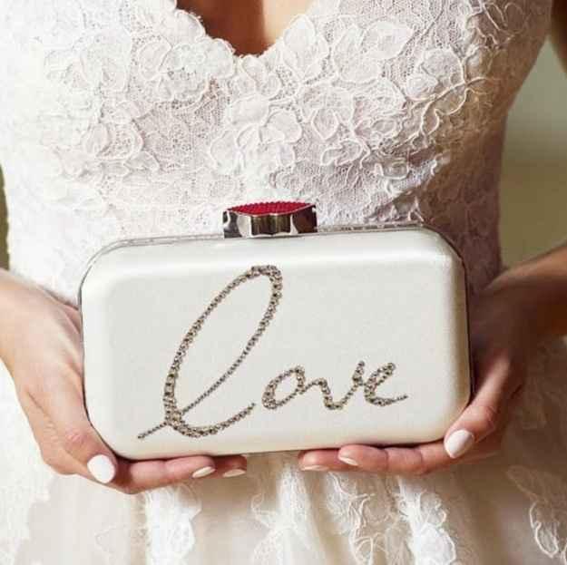 Pochette da sposa: caramelle🍬 o carbone🖤 1