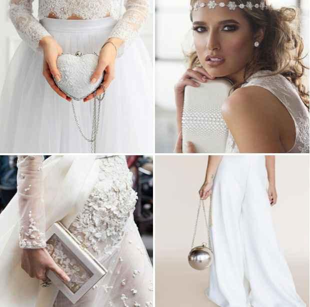 Pochette da sposa: caramelle🍬 o carbone🖤 2