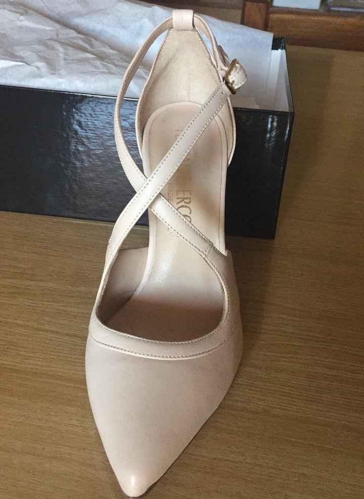 Tipo di scarpe per il matrimonio - 1