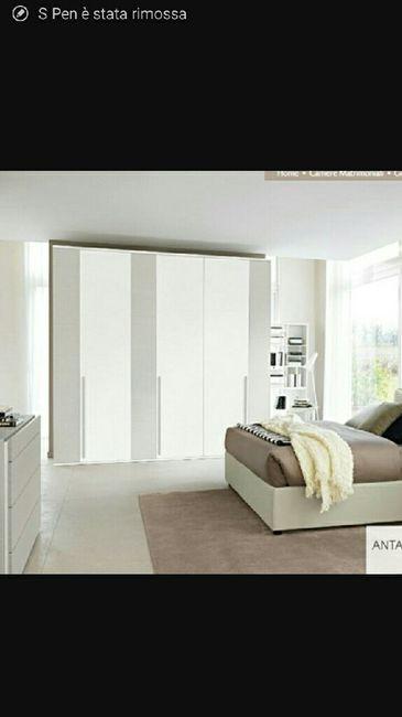 Giornata proficua cucina camera da letto e parete for Parete attrezzata camera da letto