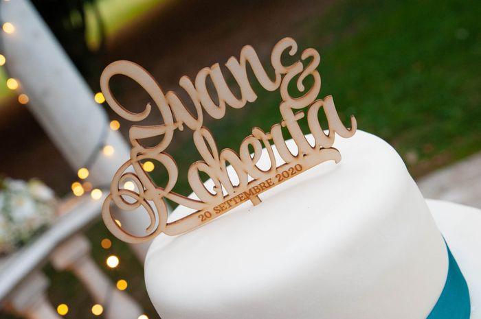 Cake topper personalizzato: sì o no? 5