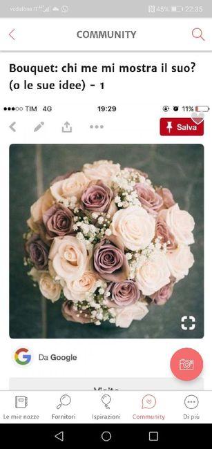 Bouquet, i vostri come saranno? - 1