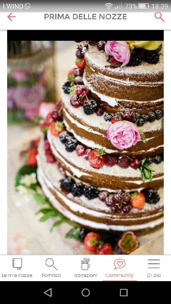 Torta 🎂 nuziale - 1