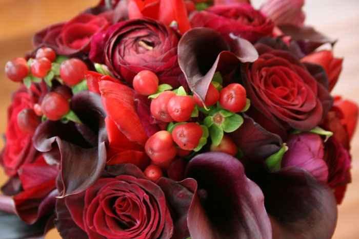 consiglio bouquet autunnale