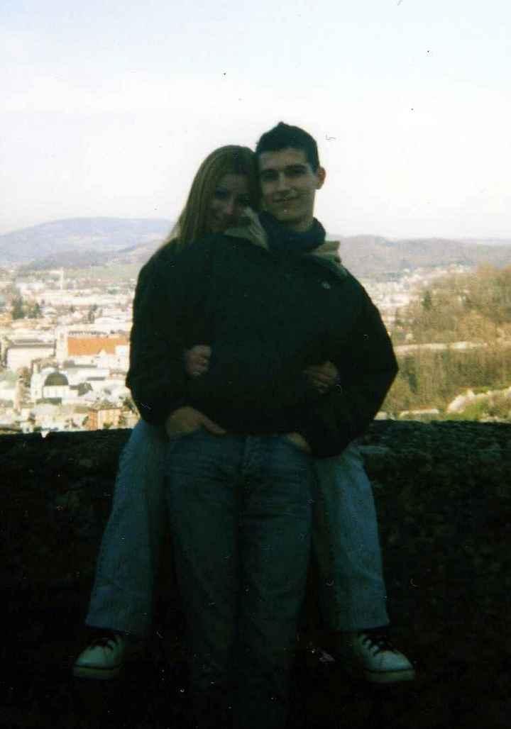 io e il mio fidanzato quando eravamo migliori amici (gita scolastica)