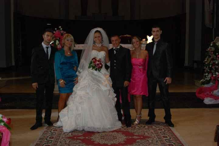al matrimonio di mio fratello