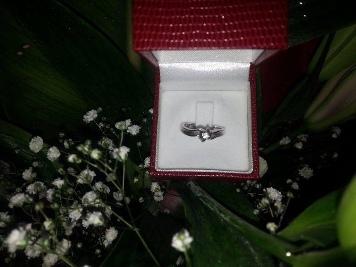 I vostri anelli di fidanzamento vogliamo vederli for Progetta il mio mazzo