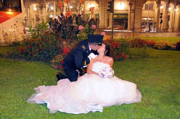 A tre mesi dalle nozze, eccomi di nuovo tra voi!!!
