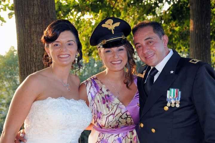 La foto più simpatica del vostro matrimonio???