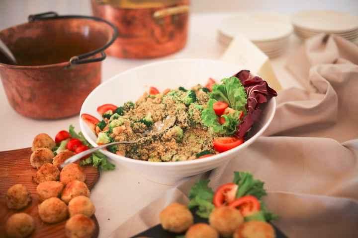 crocchette di miglio e quinoa