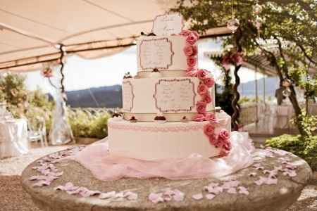 tableau cake