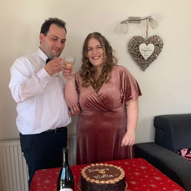 Finalmente sposati civilmente in Austria 😍 1