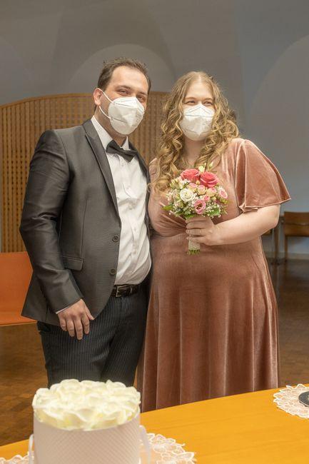 Qualche altra foto del Matrimonio Civile a Lienz (16.04.2021) in attesa di quello in chiesa il 04.09.2021! ♥ 6