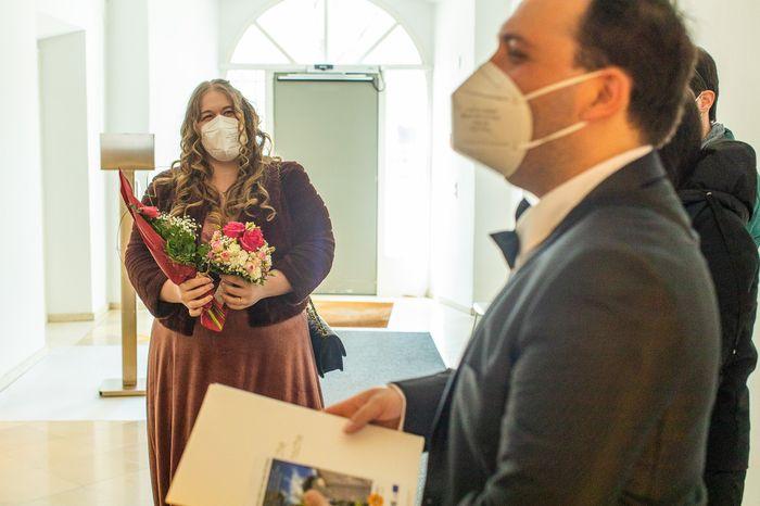 Qualche altra foto del Matrimonio Civile a Lienz (16.04.2021) in attesa di quello in chiesa il 04.09.2021! ♥ 7