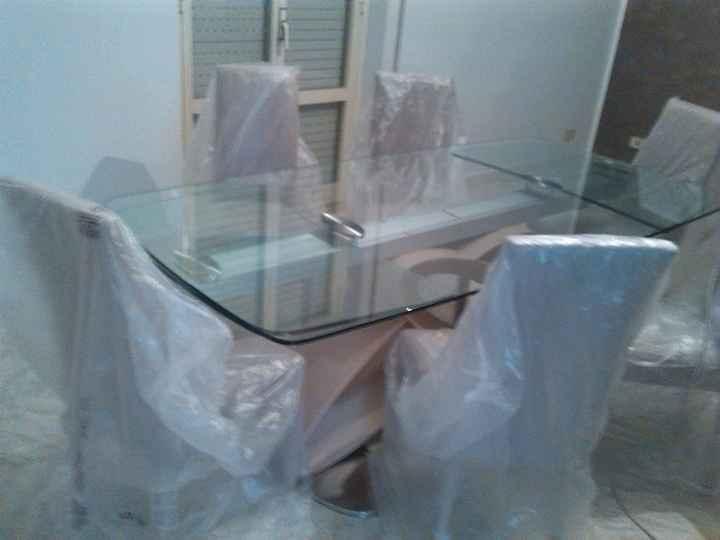 Il nostro stupendo tavolo