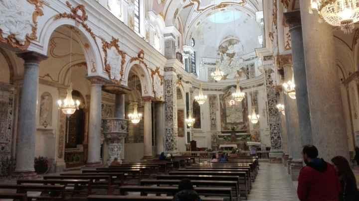 Trapani, Chiesa del Collegio dei Gesuiti.