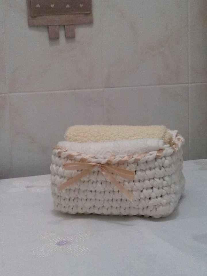 Asciugamano fai da te - 1