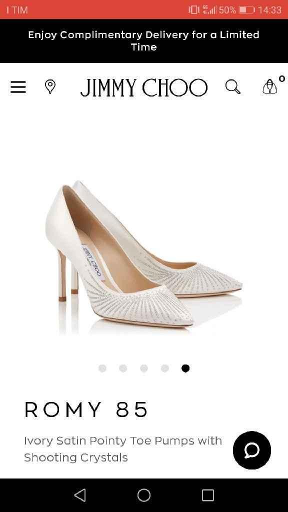 Dilemma scarpe - 1