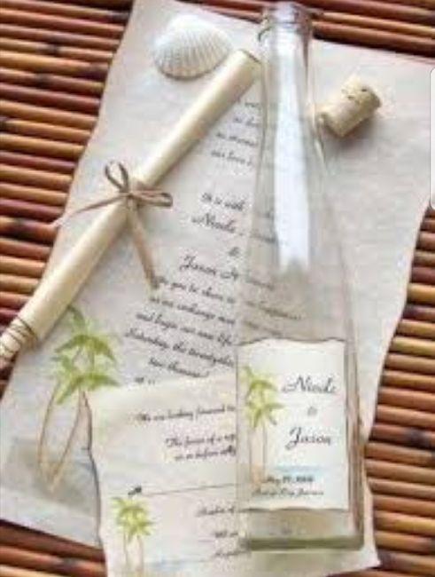 Partecipazioni Matrimonio Bottiglia.Dannate Partecipazioni In Bottiglia Organizzazione Matrimonio