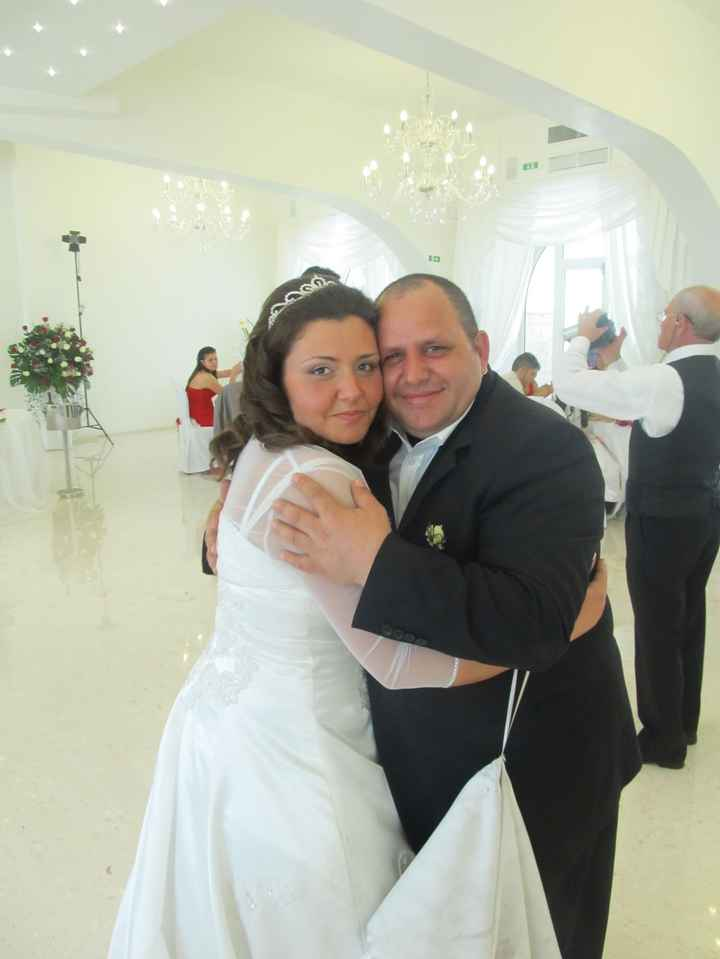 con il mio papà
