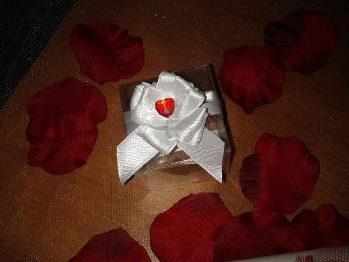 scatolina per confetti