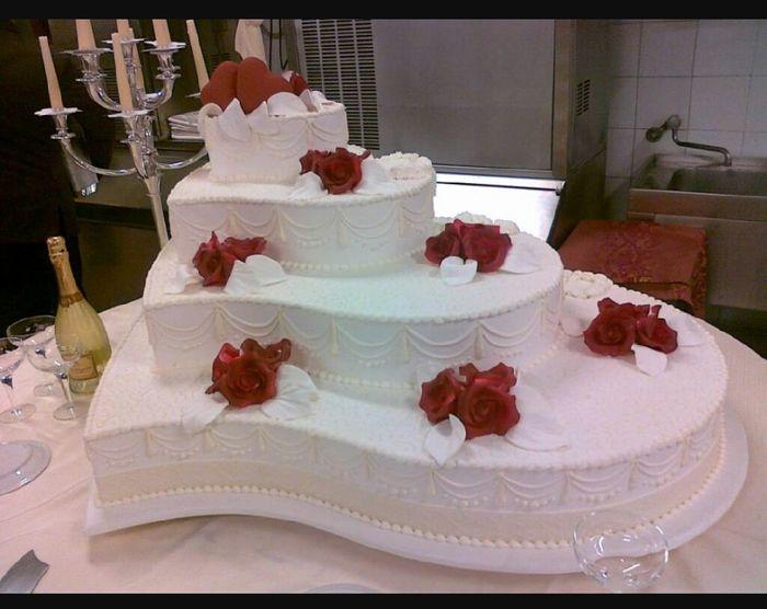 Che torta avete scelto pagina 2 ricevimento di nozze for Piani di fattoria bianca
