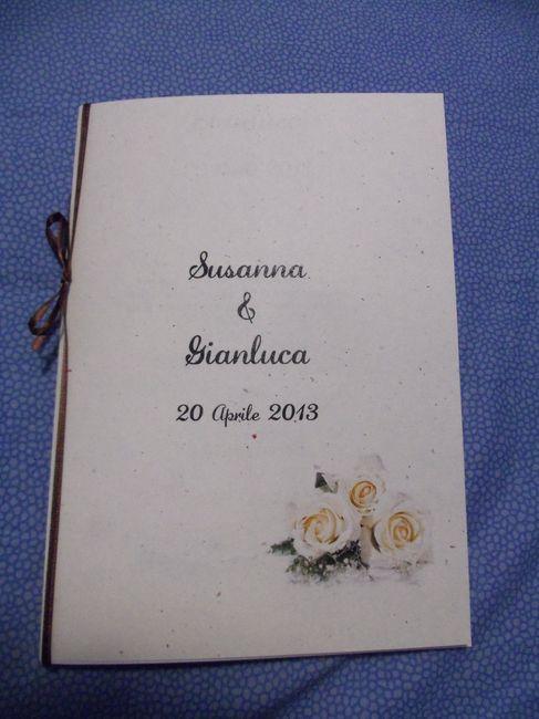 Libretto Matrimonio Rito Romano Da Scaricare : Il libretto messa tutto su come farlo impostarlo
