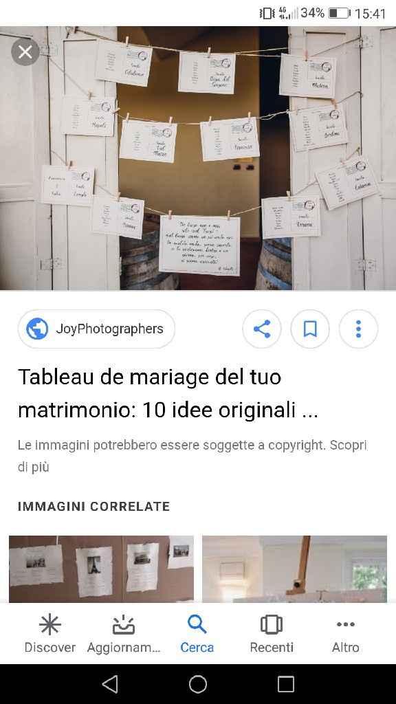 Tableau de mariage - 2