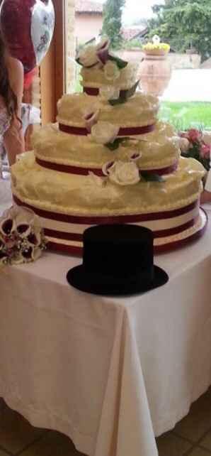 Forma torta nuziale - 1