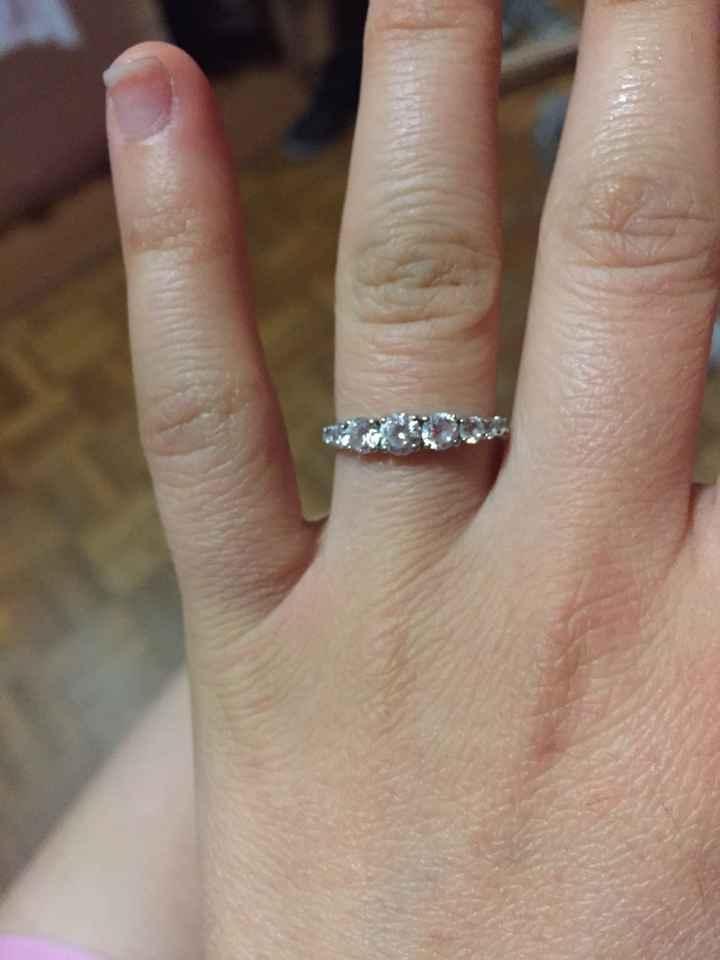 Anello di fidanzamento! - 1