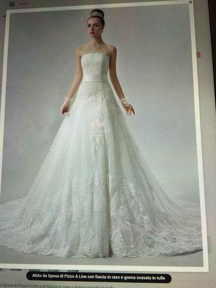 Il tuo abito da sposa, a quale gruppo appartieni? - 1
