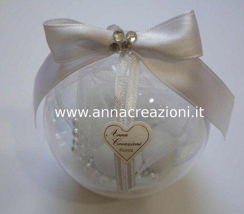Piccola bozza sfere portaconfetti - 2