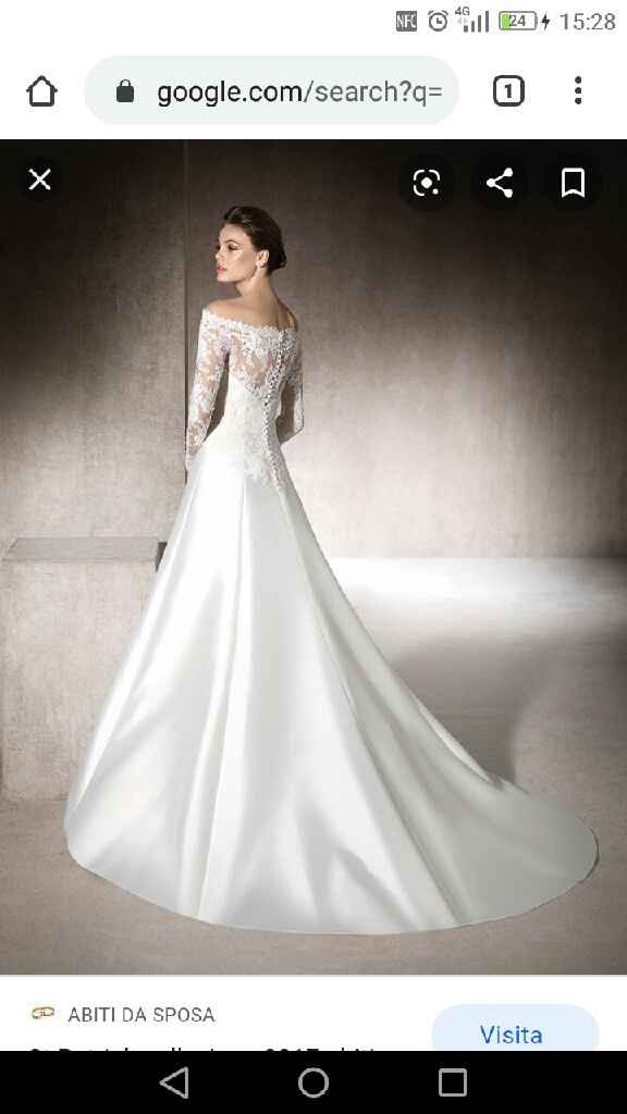L'abito da sposa che porta il tuo nome - 1