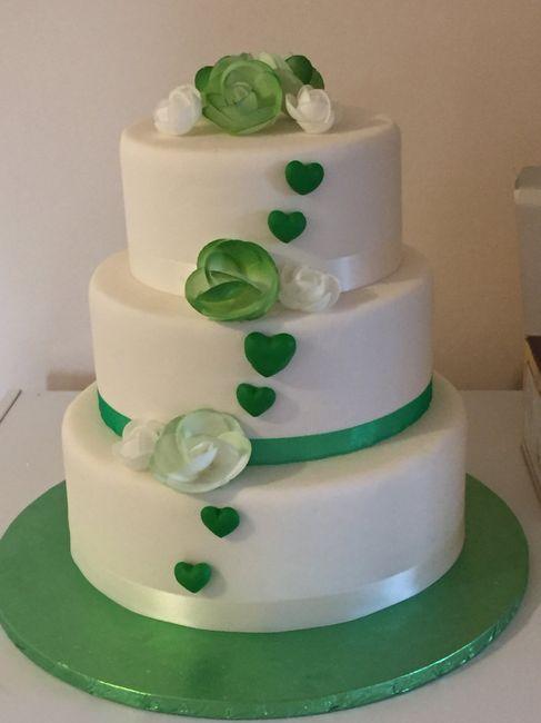 Aiuto... datemi un consiglio per la torta della promessa.. - 1