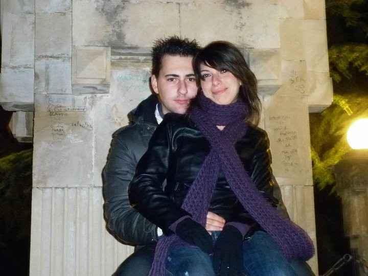 Una delle Prime foto fatta insieme anno 2010