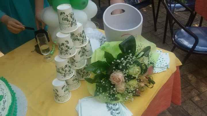 Bouquet promessa suggerimenti - 1