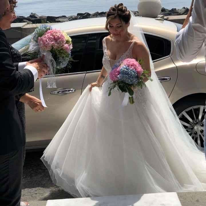 Finalmente marito e moglie ❤ - 1