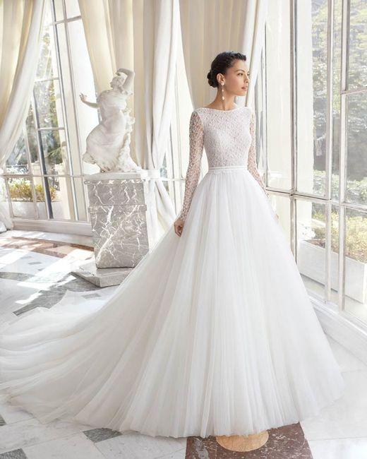 1f0c8a3e9949 Le tendenze 2019 degli abiti da sposa - Moda nozze - Forum ...