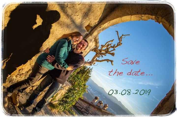 Il nostro Save the Date