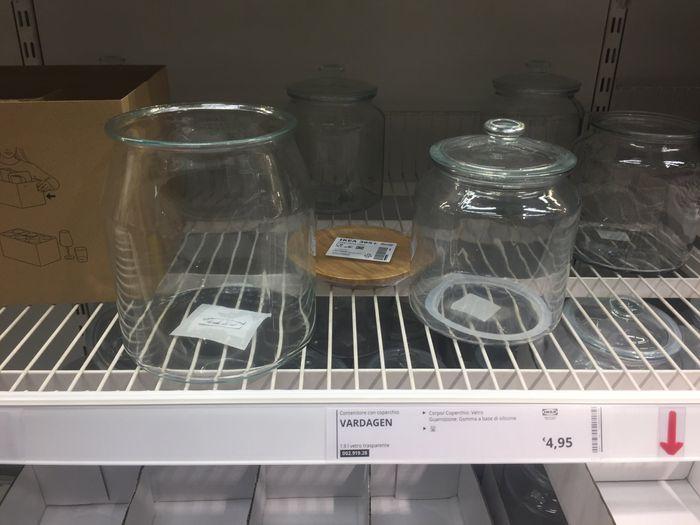 Dove trovare vasi per confettata 2
