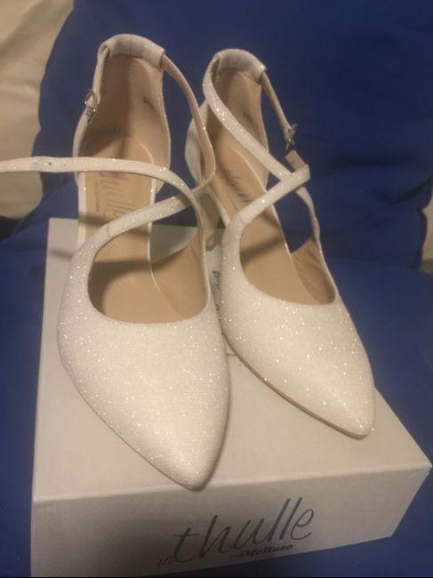 Ricerca scarpe. 1