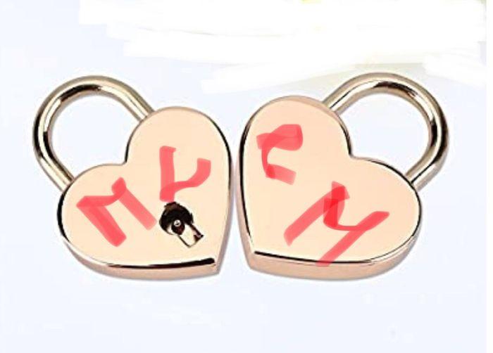 💖🔒 I lucchetti dell'amore di Matrimonio.com 🔒💖 1