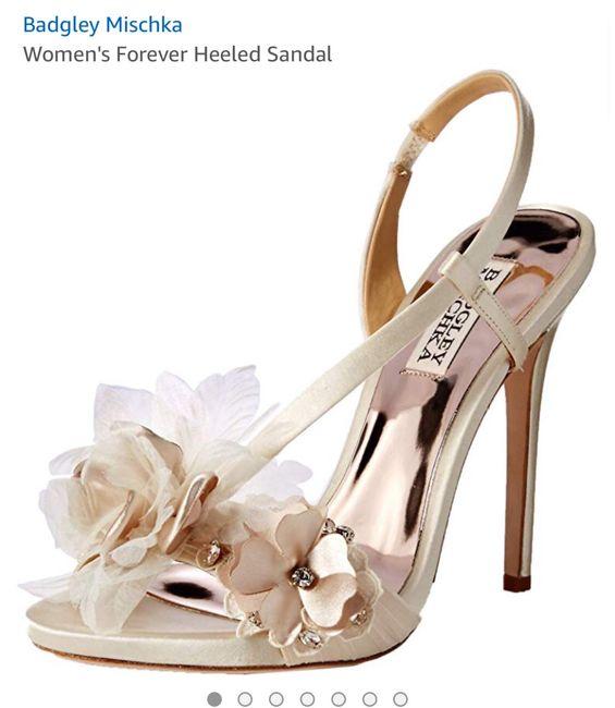 Brand scarpe sposa? 2