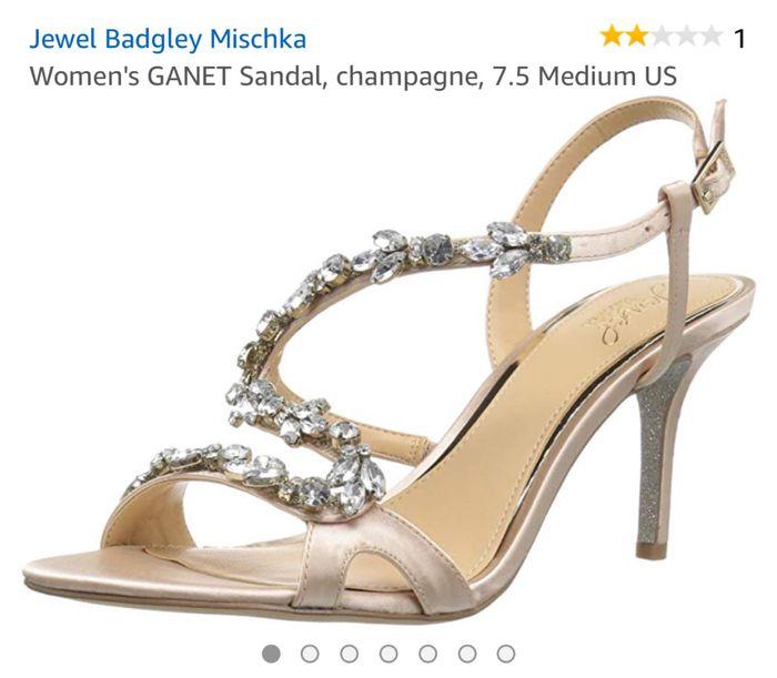 Brand scarpe sposa? 3
